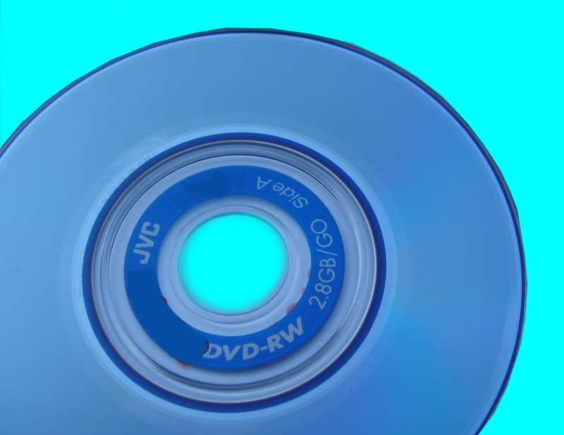 A JVC mini DVD-RW disk that had a wedding recorded to both sides. The Sony Handycam gave a data error message while trying to finalize the disk for playback.