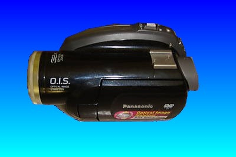 A Panasonic VDR-D50 camcorder that suffered finalization problems on the mini dvd disk. The dvd needed the video recovering.