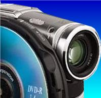 Sony DVD handycam dropped before disc was finalized.