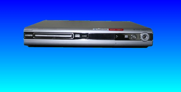 A Philips HDD video recorder that was sent to our lab for recovery of the footage from the hard disk drive. The video clips were saved to a USB disk.