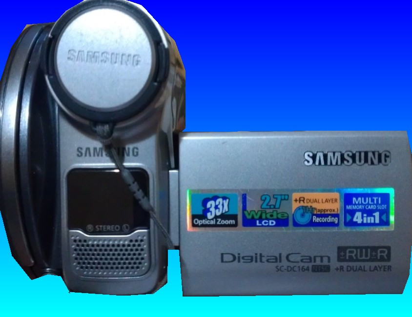 A Samsung SC-DC164 which recorded video to a DVD-RW but the disk would not finalize allowing it to playback on other dvd recorders and players.