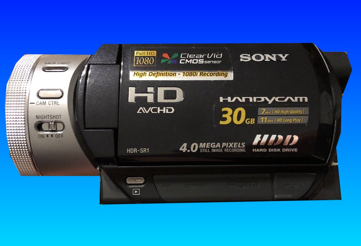 A Sony Handycam that records in AVCHD HD video format. All the footage was deleted from the hard drive and the customer needed it recovered.