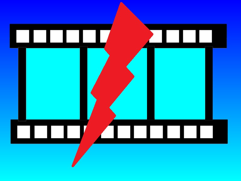 A video clip which has been recovered, however the parts of the clip have been fragmented across the hard drive when it was recorded and saved. We can re-join the separate video clips back to the original sequence to make the completed scene or movie.
