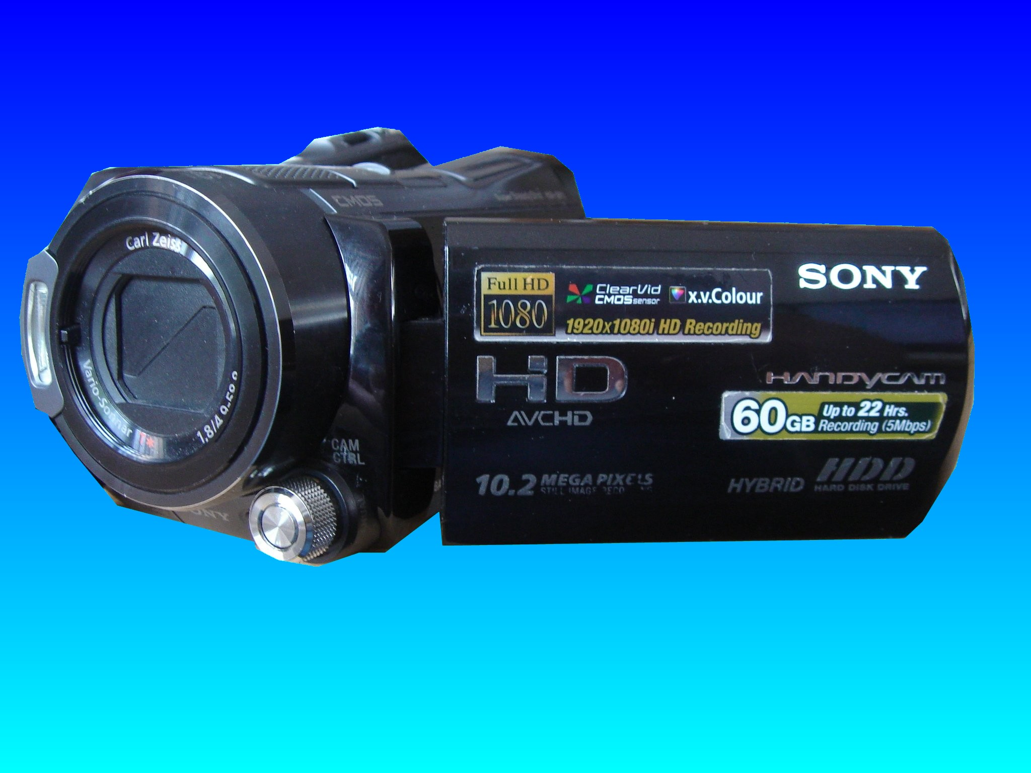 A Sony HDR-SR11E avchd high definition video camera used to shoot a wedding. The client deleted the HD videos from the hard drive so sent the handycam to us for recovery of the clips.