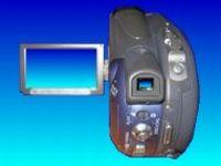 Canon DC-201 finalize video mini DVD