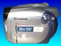 Canon mini DVD camcorder video recovery
