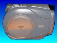 Canon DC mini DVD Camcorder recover video footage