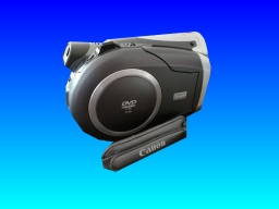Movie recovery from Canon DC-300 DVD camcorder