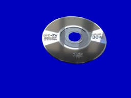Maxell DVD-RW finalize disc from Panasonic Camcorder
