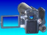 Hitachi DVD Camera recover video film footage