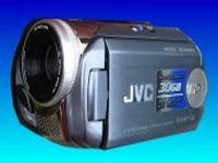 JVC hdd Camcorder error deleted Video Recovery