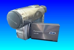 Panasonic VDRM50B Camcorder DVD-RAM Video recovery