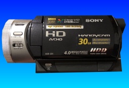 Sony HDR-SR1 AVCHD video recovery