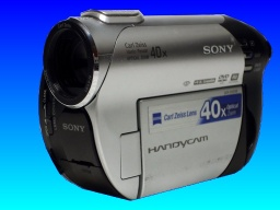 Sony camcorder errors mini-dvd finalisation