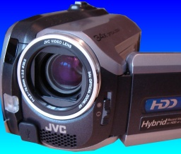 JVC GZ-MG135-EK camcorder video recovery from Hard Disk