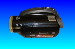 Finalize mini-DVD Panasonic VDR-D50 Camcorder Recovery