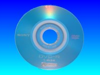 sony dvd-r blank empty data recovery