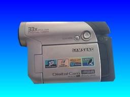 Samsung Camcorder finalise Maxell DVD-RW