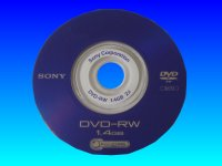 Recover Video Footage blank 0 bytes sony dvdrw