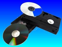 Convert VHS Video Cassette to DVD