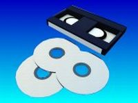 video tape convert to digital dvd mpeg