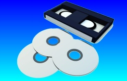 Christmas Day Gift - Video conversion to DVD